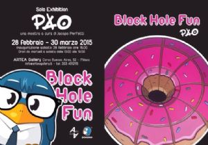 PAO - Black Hole Fun