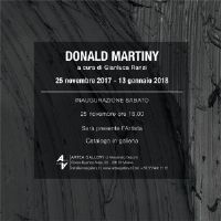 Mostra Donald Martiny
